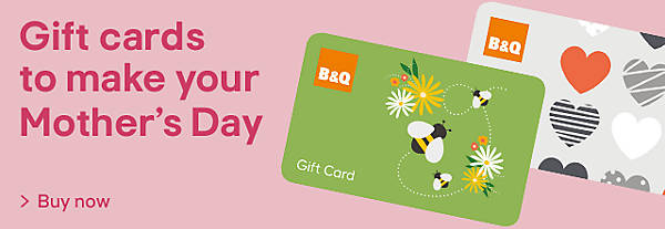 Gift cards to make your Mother's Day