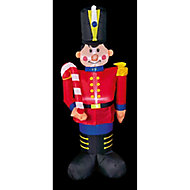 (H)1.22m LED Toy Soldier Christmas inflatable