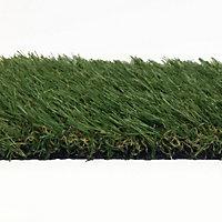 Midhurst Heavy density Luxury artificial grass (W)4 m x (T)30mm