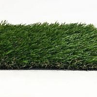 Oakham Super heavy density Luxury artificial grass (W)4 m x (T)35mm