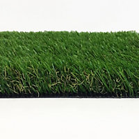 Newhaven Super heavy density Luxury artificial grass (W)4 m x (T)40mm