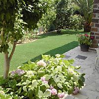 Banbury Heavy density Luxury artificial grass (W)4 m x (T)30mm