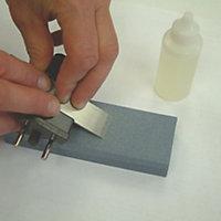 Roughneck Chisel Sharpening Kit (L)250mm (W)175mm