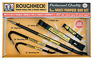 Roughneck 5 Piece Bar set