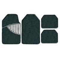 Michelin Premium Grey Car mat, Set of 4