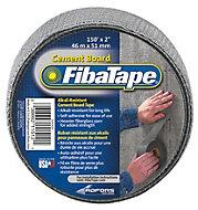 Grey Cement board fibatape (L)15m