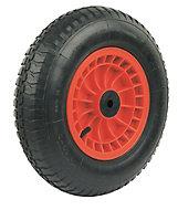 (Dia)360mm Fixed Pneumatic wheel