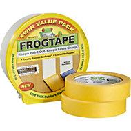 Frogtape Masking tape (L)82.2m (W)24mm