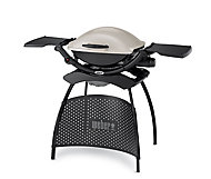 Weber Q2000 2 burner Gas Grey Barbecue