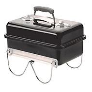Weber Go-anywhere 1131004 Black Charcoal Barbecue