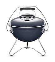 Weber Smokey joe Slate blue Charcoal Portable Barbecue