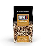 Weber Wood chips 0.7kg Pack