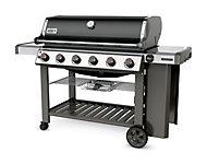 Weber Genesis II E610 6 Burner Black Gas Barbecue