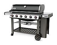 Weber Genesis II E610 6 burner Gas Black Barbecue