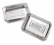 Weber Small drip pan, Pack of 10