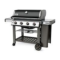 Weber Genesis® II E410™ GBS™ 4 burner Gas Black Barbecue