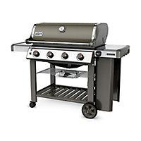 Weber Genesis® II E410™ GBS™ 4 burner Gas Grey Barbecue