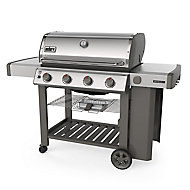 Weber Genesis II S410 4 burner Gas Barbecue