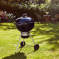 Weber Master-touch Black Charcoal Barbecue