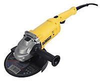 DeWalt 2000W 240V 230mm Corded Angle grinder D28490-GB