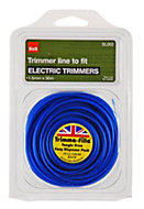 B&Q Trimmer line To fit Electric Trimmers (T)1.5mm