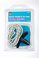 B&Q Starter handle & rope