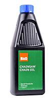 B&Q Chainsaw Oil 1000ml