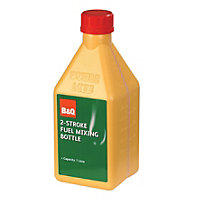 B&Q Fuel mixing bottle 1L