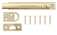 Brass Flush Door bolt (L)64mm