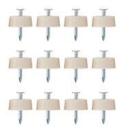 Magnolia Metal Shelf support (L)15mm, Pack of 12