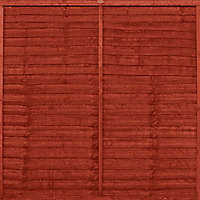 Colours Timbercare Red cedar Fence & shed Wood stain, 5L