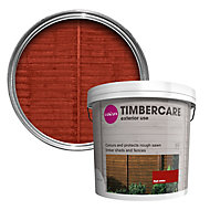 Colours Timbercare Red cedar Fence & shed Wood stain, 9L