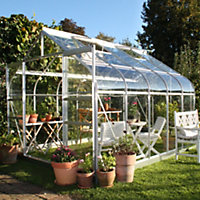 8x10 Apex Greenhouse