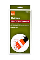 B&Q Chainsaw gloves