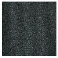 Colours Green Loop Carpet tile, (L)50cm, Pack of 10