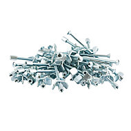 Unika Silver Worktop joining bolts
