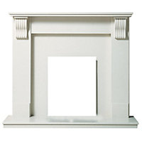 Aurora Victoria Cream Fire surround