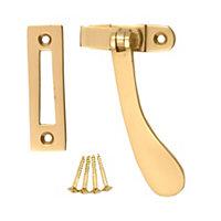B&Q Brass Window accessories
