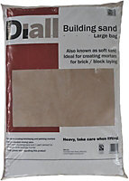 Diall Building sand, Large Bag