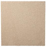 Colours Magnolia Carpet tile, (L)50cm