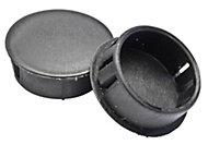 B&Q BQE0447 Hole plug (L)19mm, Pack of 10