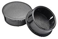 B&Q BQE0448 Hole plug (L)25mm, Pack of 10