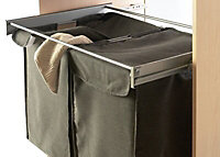 Cooke & Lewis Pullout laundry bin