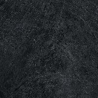 B&Q Basalt slate Grey Slate effect Laminate Splashback, (H)600mm (W)3050mm (T)9mm
