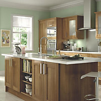 IT Kitchens Classic Chestnut Style Cabinet door (W)600mm