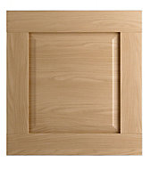 IT Kitchens Classic Chestnut Style Oven housing Cabinet door (W)600mm