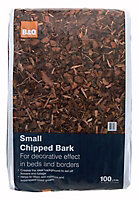 Bark chippings