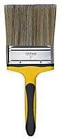 "Diall 4"" Flat paint brush"