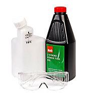 B&Q Engine Garden oil 1L