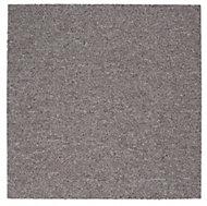 Colours Raffia Loop Carpet tile, (L)50cm